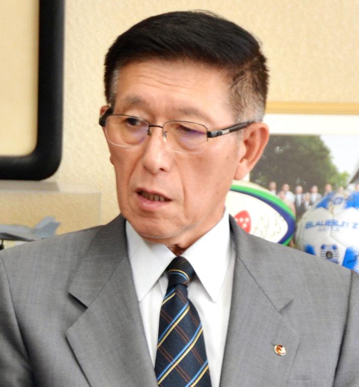 佐竹敬久秋田県知事