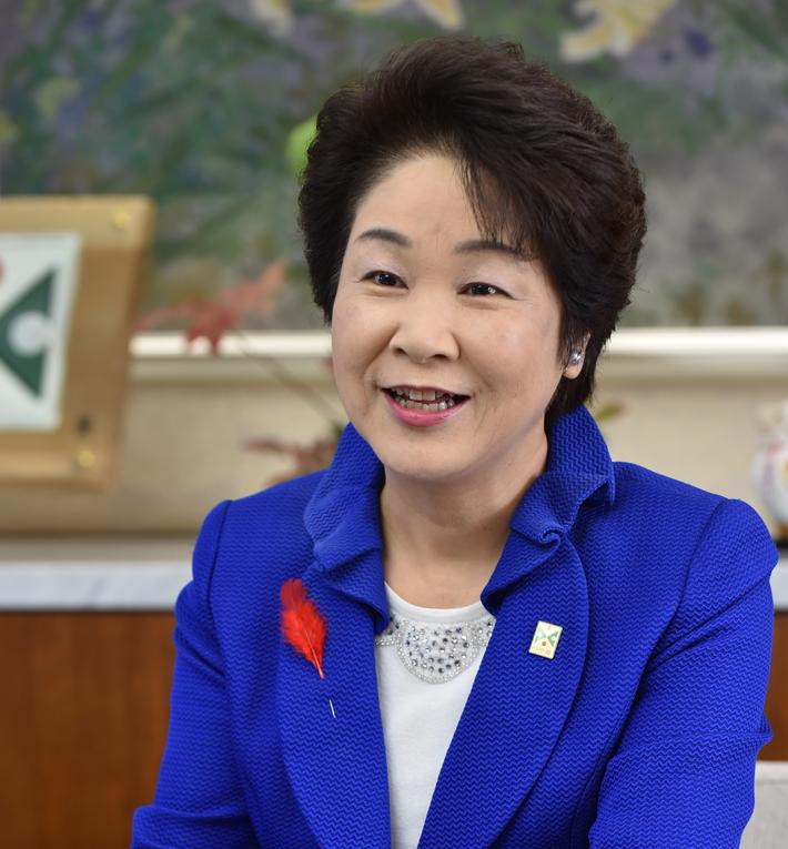 吉村美栄子山形県知事