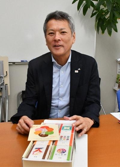 柴田温さん